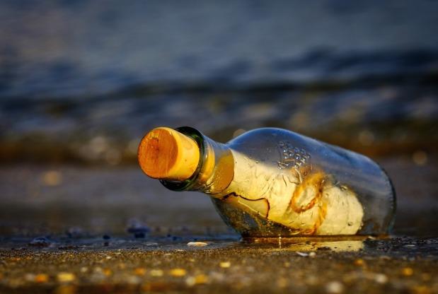 Message in a bottle – oder wie transportierst Du DeineBotschaft?